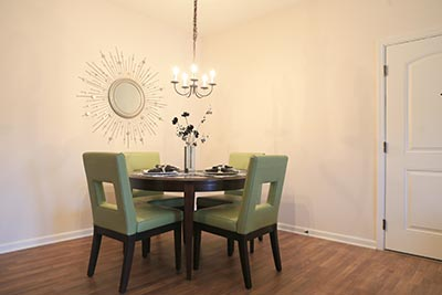 Dining Room - Ashby Green Apartment Homes
